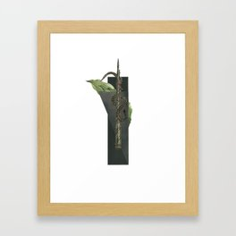 Untitled.3 Framed Art Print