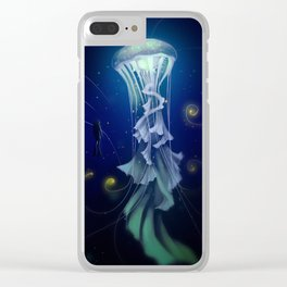 Song of the Deep Clear iPhone Case