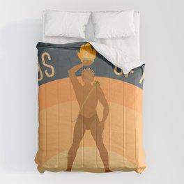 World Wonder: Colossus of Rhodes Comforters