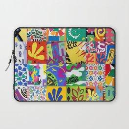 Henri Matisse Montage Laptop Sleeve
