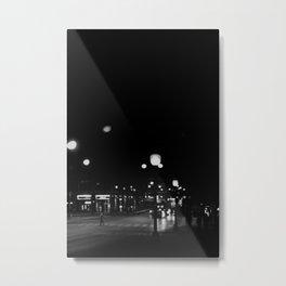Chicago Noir ... Metal Print