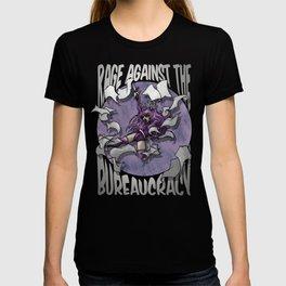 Rage against the Bureaucracy T-shirt