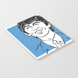 Face The Fab Four Notebook