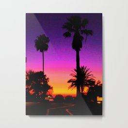 Night shade Metal Print