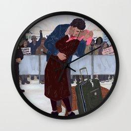 The Reunion Wall Clock