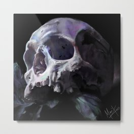 It's Only Blinding Metal Print