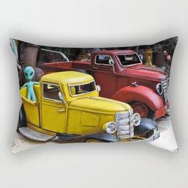 Space Traveler Rectangular Pillow