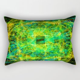 Star Squirt Opening II Rectangular Pillow