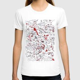 Schizo Pop T-shirt
