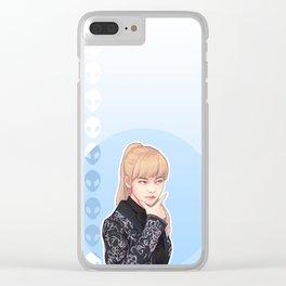 Fem V BTS BS&T Clear iPhone Case
