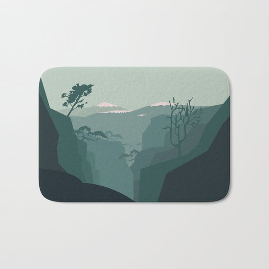 My Nature Collection No. 32 Bath Mat
