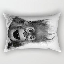 DON'T PANIC Rectangular Pillow