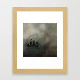 Framundsen Framed Art Print