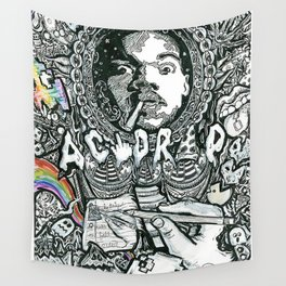 Acid Rap Poster 2 Wall Tapestry