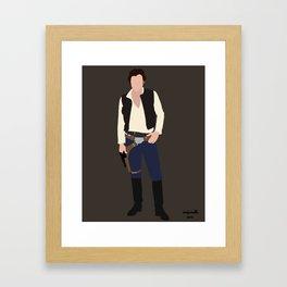 Smuggler Framed Art Print