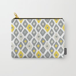 Uma in Yellow Carry-All Pouch