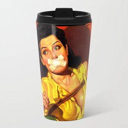 Gagged Travel Mug