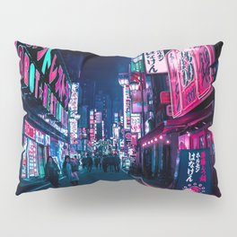 Nocturnal Alley Pillow Sham