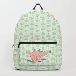 Baby Stegosaurus Backpack