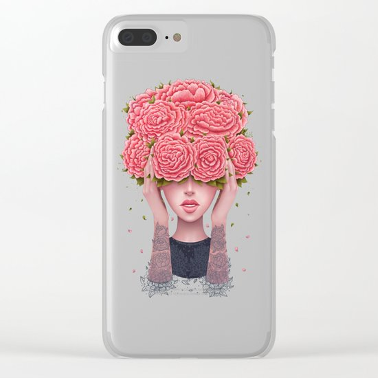 I don't hear Clear iPhone Case