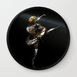 """Music Box - The Dance Of Hours"" Wall Clock"