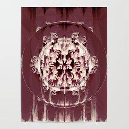 Sequential Baseline Mandala 12i2 Poster