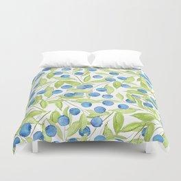 Blueberry Hill Duvet Cover