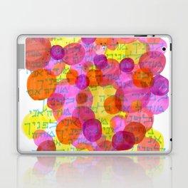Modeh Ani - Grateful am I before you Laptop & iPad Skin