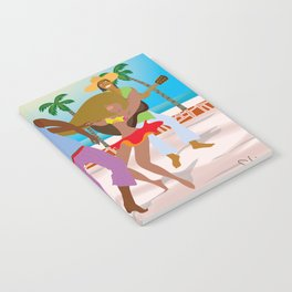 Dance Holiday! Notebook