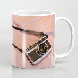 Vintage film camera Fujica Compact 2 Coffee Mug