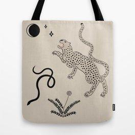 Desert Prey Tote Bag