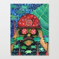 Al Bino Canvas Print