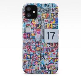 The Secret behind the Door Number 17 of Catania - Sicily iPhone Case