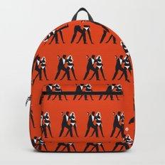 Orange Dr No Backpack