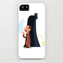 Batsy & Gordon iPhone Case
