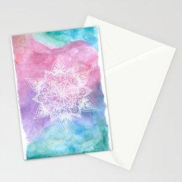 Daphne Mandala Stationery Cards