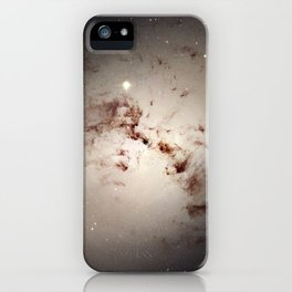 Dusty Galaxy iPhone Case