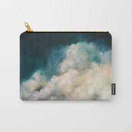Indigo Cloudscape Carry-All Pouch