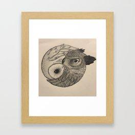 Nature: Balanced Framed Art Print