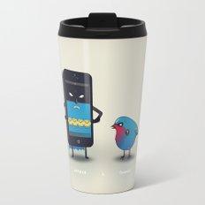 Appman & Tweetin' Travel Mug