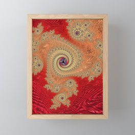 Simorgh Framed Mini Art Print