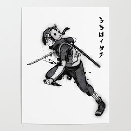 Anbu Ink Poster