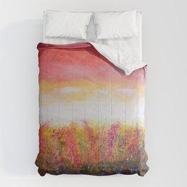 Wildflower Daze Comforters