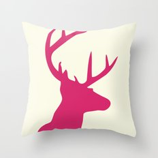 Color Block V 1.6 Throw Pillow