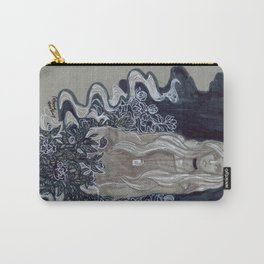 A Garden Haunting Carry-All Pouch