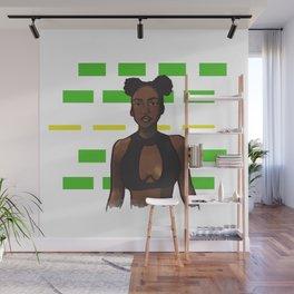 Toony 001 Wall Mural