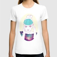 grimes T-shirts featuring GRIMES by Nuk_
