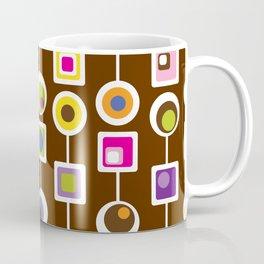Mod Love Chocolate Coffee Mug