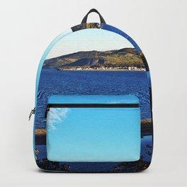 Cove Sandbar and River Backpack
