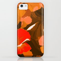 Donna's Autumn Woodcut Slim Case iPhone 5c